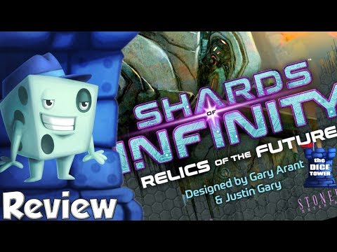 Shards of Infinity: Relics of the Future Review - with Tom Vasel