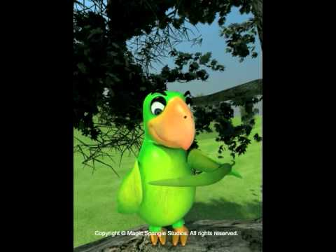 Talking Apps For Iphone Ipad Android 3d Character Animation 3d 2d Cartoon Animation Youtube