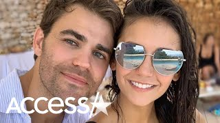 Nina Dobrev & Paul Wesley Drop Epic Response To Reports They 'Despised' Each Other On 'TVD'