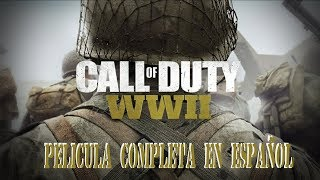 CALL OF DUTY: WW2 | Pelicula completa | en Español