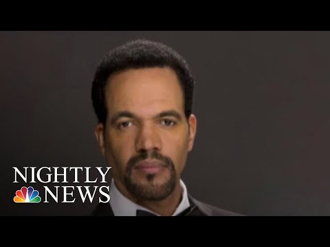 'Young And The Restless' Actor Kristoff St. John Dead At 52   NBC Nightly News