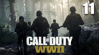 Call of Duty: WWII - Прохождение pt11 (Финал) - Рейн