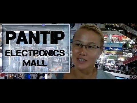 Pantip Electronics Mall Bangkok