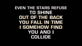 Howie Day - Collide (Karaoke)