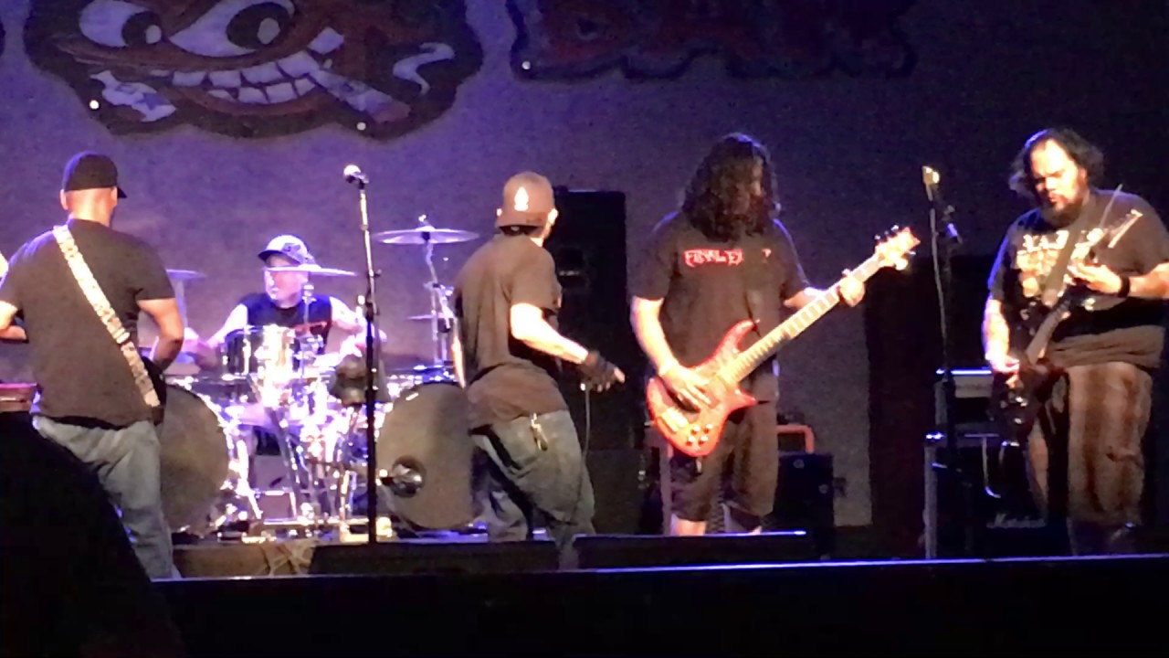 Final Exit   Not My Fault Live At Jacku0027s Patio Bar In San Antonio, Texas