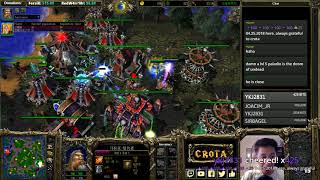 tbc_bm (UD) vs Infi (HU) - Highly Recommended - WarCraft 3 - WC2126