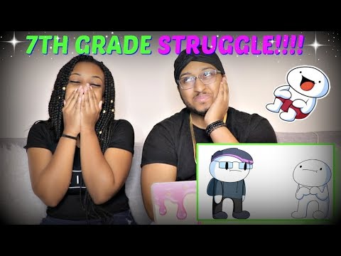 """TheOdd1sOut """"Chaperoning 7th Graders"""" REACTION!!!"""