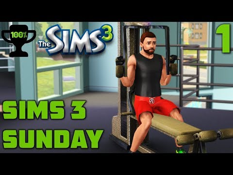 character-creation-&-professional-sports---sims-3-sunday-ep.-1-[completionist-sims-3-walkthrough-pc]