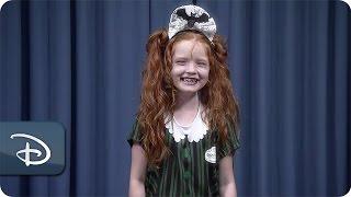 DIY Halloween Makeup: Haunted Mansion Maid | Disney Parks