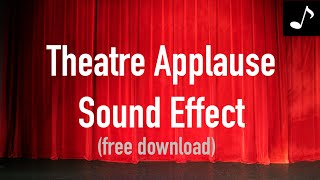 Theatre Applause Sound Effect