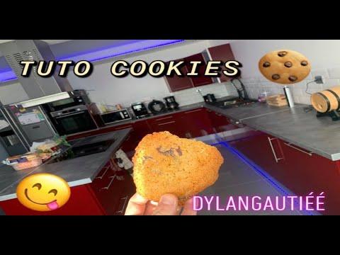 tuto-cuisine-cookies-pizza-🍪-🍕-😱