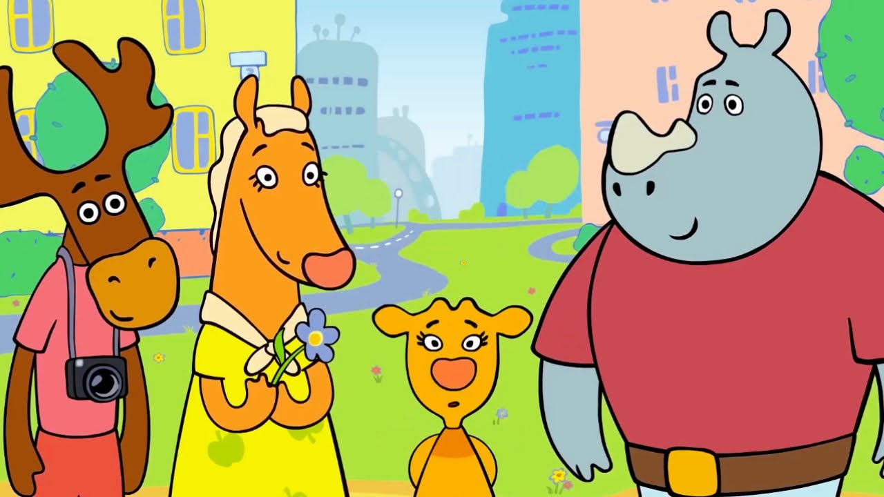 Премьера! Оранжевая Корова - Сборник серий 4-6 ✨  Kedoo Мультики для детей