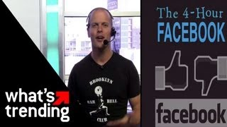 "Tim Ferriss: ""The Four Hour Facebook"" Presentation 