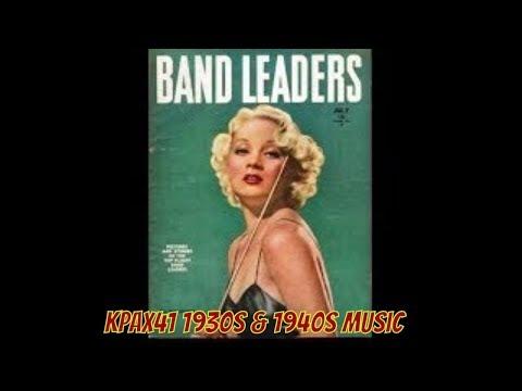 HOT! 1930s & 1940s Swing Music  @KPAX41