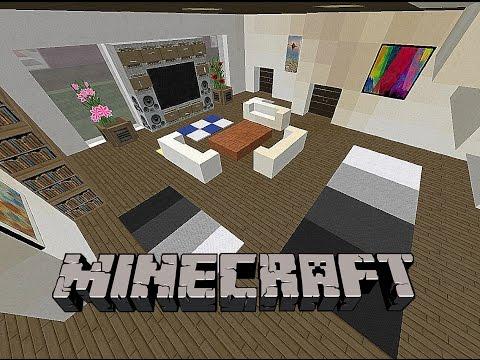 Minecraft: Ev Yapımı | İç Tasarım #10