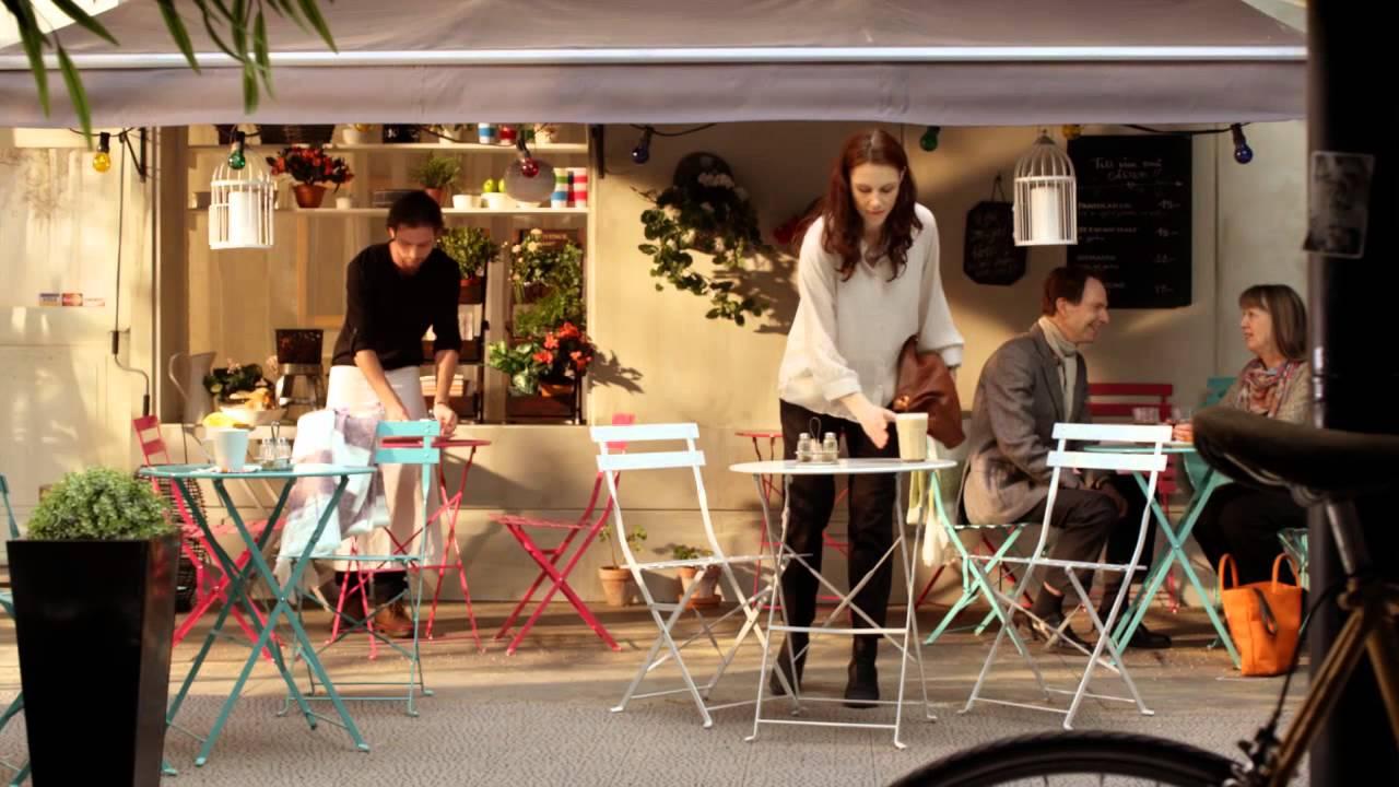 Markiser och Caféset Paris - Rusta reklamfilm - YouTube : markiser rusta : Inredning