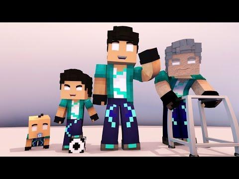 Minecraft: VIDA (Serie Nova!!)