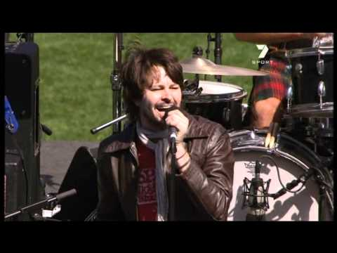 Powderfinger - On My Mind/Long Way To The Top (live)