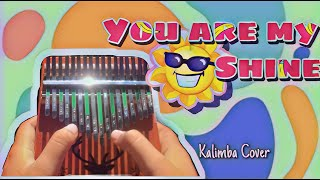 MOIRA DELA TORRE - You are my Sunshine (Meet me in St. Gallen OST) | KALIMBA COVER w/ lyrics