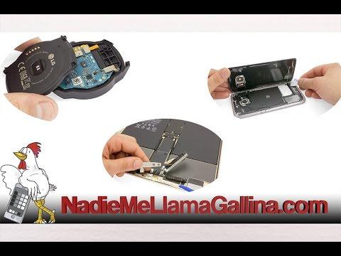 Guía de reparación del LG Optimus L9 II (D605) - Cámara trasera
