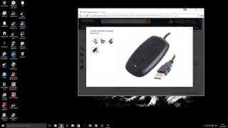 Comment brancher sa manette de xbox 360 sans fil sur son pc sous Windows 10