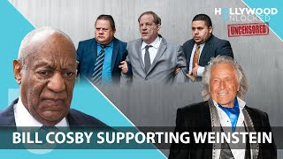 Bill Cosby Supports Weinstein, Being Paid to S*** on Peter Nygard on Hollywood Unlocked [UNCENSORED]