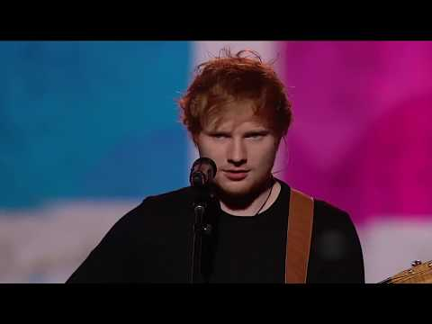 Ed Sheeran - In My Life (Tribute to The Beatles, 2014), 720p, HQ audio