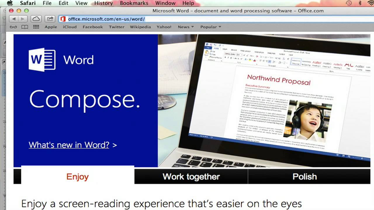 how to download word