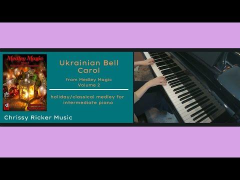 Ukrainian Bell Carol - Arr. by Chrissy Ricker - Composers Community