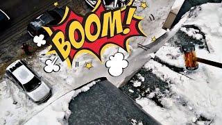 видео Удаление снега и льда