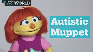 Repeat youtube video Meet Sesame Street's first autistic Muppet
