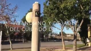Mal estado del parque IES José Planes de Espinardo