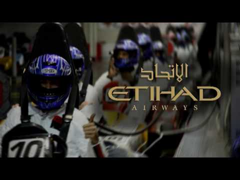 Etihad Airways Toronto F1