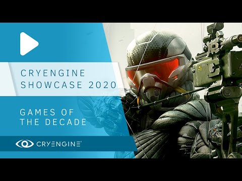 Never stop Achieving - CRYENGINE Showcase 2020:  Games of the Decade