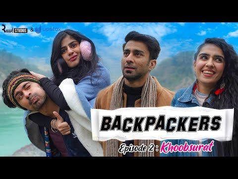Download Backpackers   Ep 2/3 - Khoobsurat   Mini Web Series   ft. Ambrish Verma