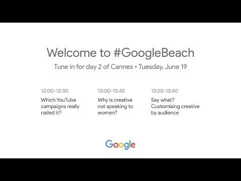 Google Lightning Talks Live at Cannes: Day 2