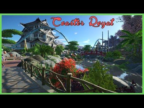 Coaster Royale! Park Spotlight 97 #PlanetCoaster