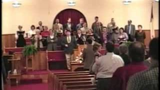 """Old Rugged Cross""  Mount Carmel Baptist Church Choir, Fort Payne Alabama"