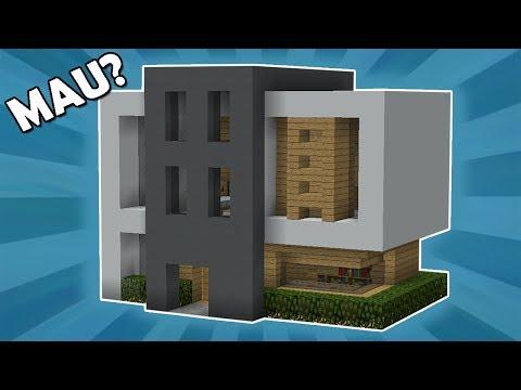 91 Gambar Denah Rumah Minimalis Versi Minecraft Terbaru