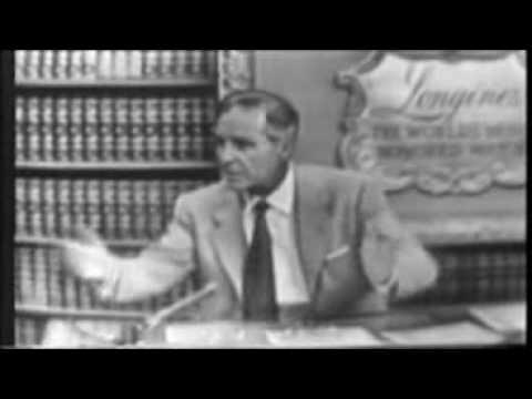 Prescott Bush Interview :   Pt. 2