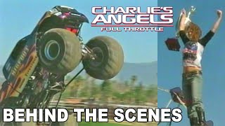 Behind The Scenes - Charlie's Angels Full Throttle - 2003 - BIGFOOT 4x4, Inc.