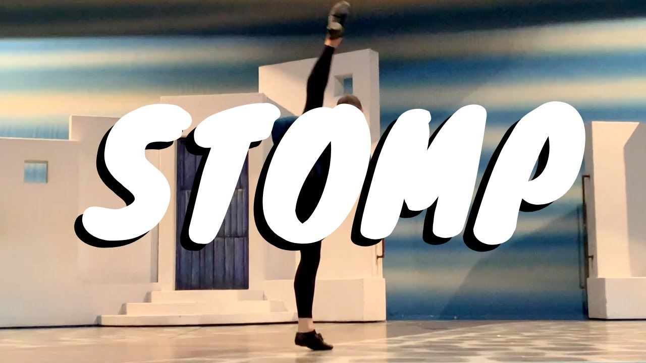 Stomp | Steps | Choreography by Joe Carter