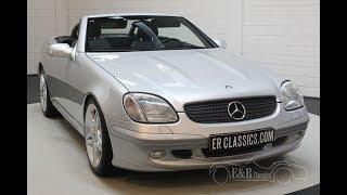 Mercedes-Benz SLK 320 V6 2003 -VIDEO- www.ERclassics.com