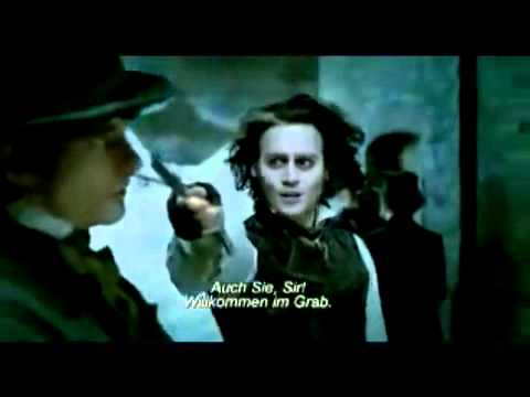 Sweeney Todd Stream German