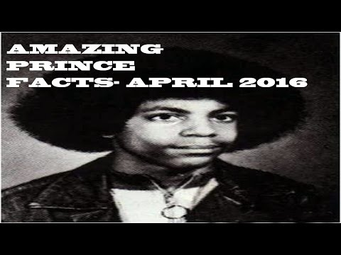 Amazing hidden Facts you didn't know about Prince