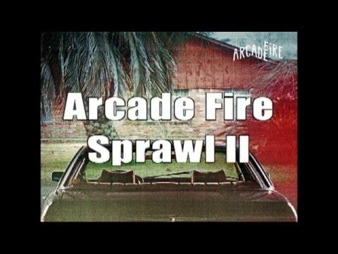 aracade fire - sprawl II (karaoke)