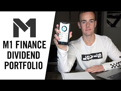 M1 Finance Dividend Portfolio | How To Make Easy Passive Income!