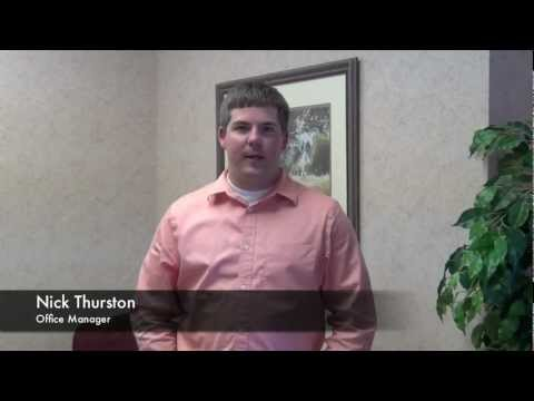 Nick ThurstonOffice Manager