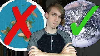Why I Don't Believe in the Flat Earth