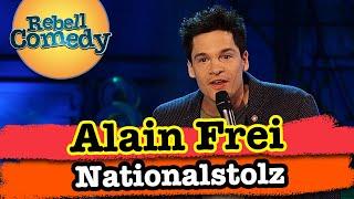 Alain Frei – Gute Ausländer und Nationalstolz